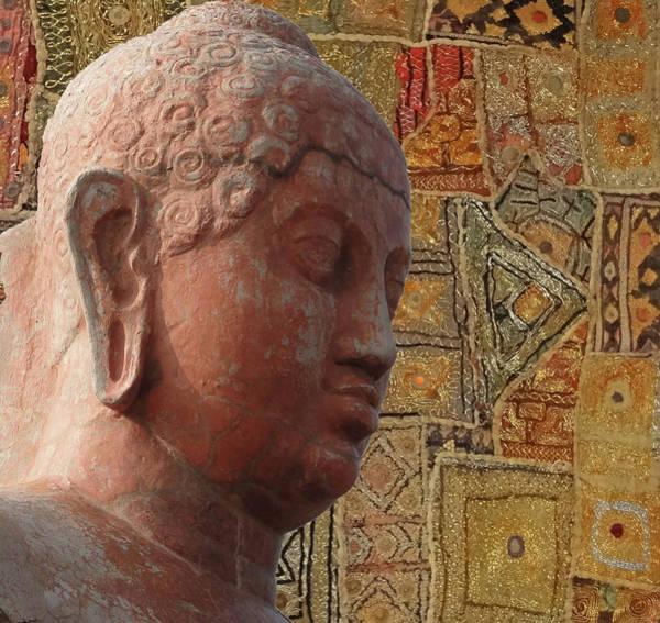 Head Of Buddha,  Poster