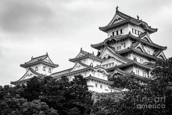 Himeji Castle, Japan Poster