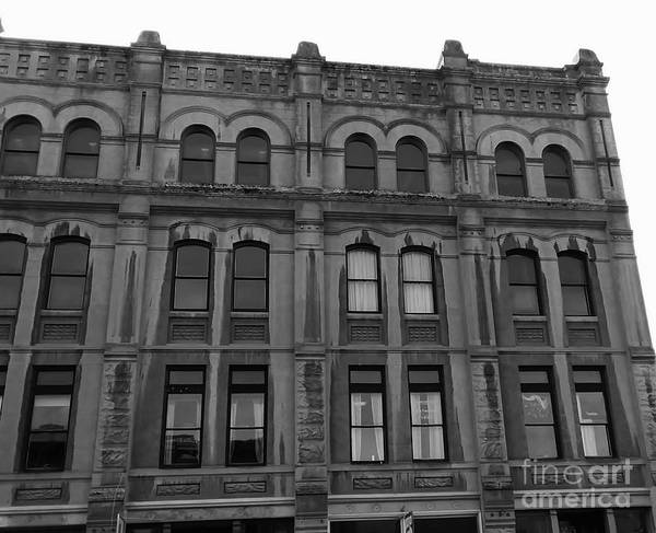 Poster featuring the photograph Historic Structures 3 by Jeni Gray