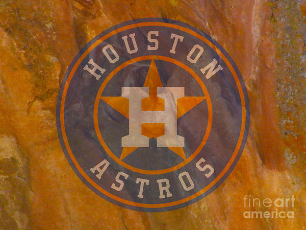 Houston Astros Poster