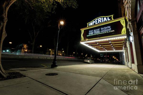 Imperial Theatre Augusta Ga Poster