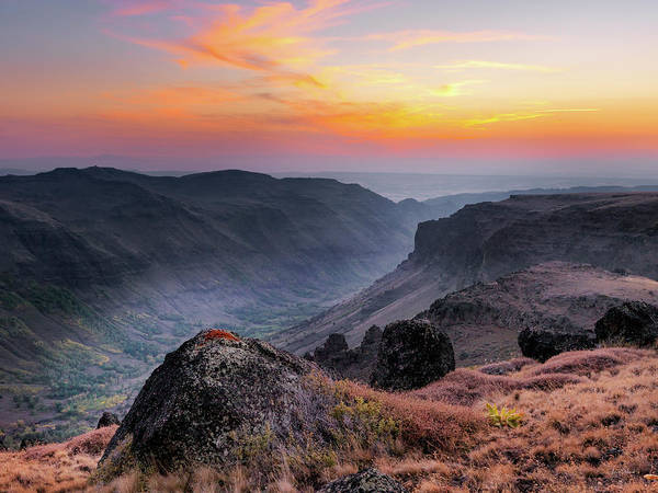 Indian Canyon Steens Poster