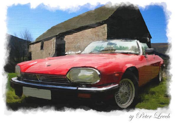 Jaguar Xjs - 1 Poster