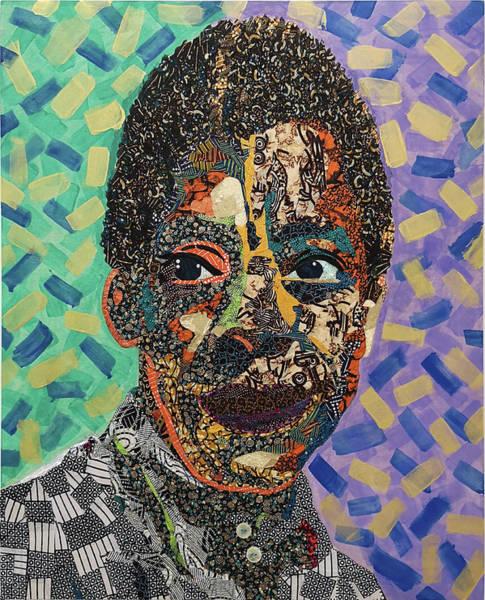 James Baldwin The Fire Next Time Poster