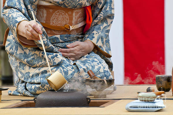 Japanese Tea Ceremony Poster