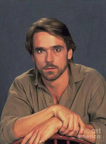 Jeremy Irons, Actor Poster