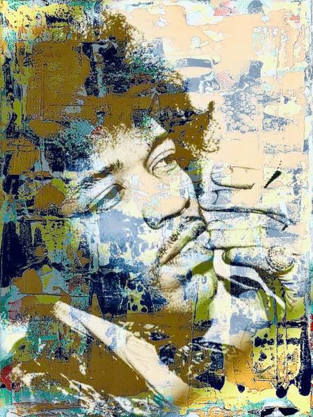 Jimi Soul Poster