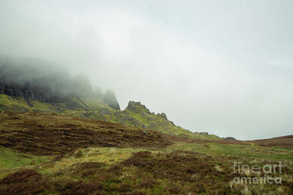 Journey To The Quiraing Poster