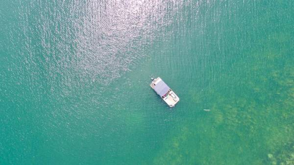 Keuka Lake Boating Poster