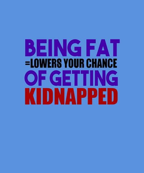 Kidnapped Chances Poster