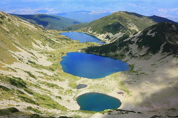 Kremenski Lakes Pirin National Park Bulgaria  Poster