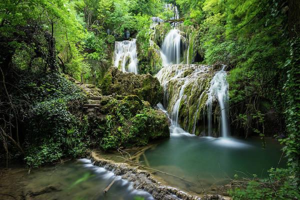 Krushunski Waterfalls Poster