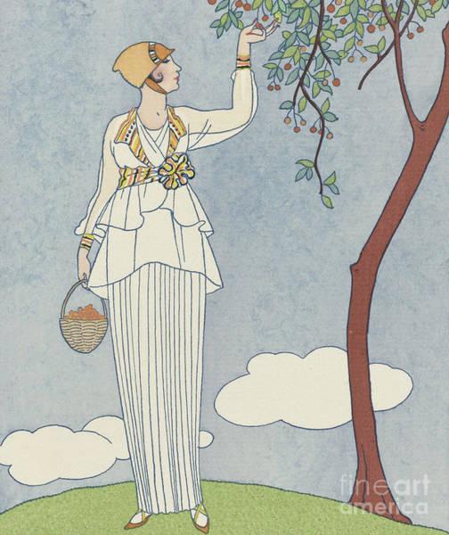La Saison Des Prunes Mirabelles Poster