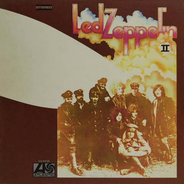 Led Zeppelin II Poster