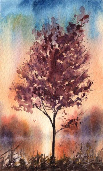 Little Zen Tree 2090 Poster
