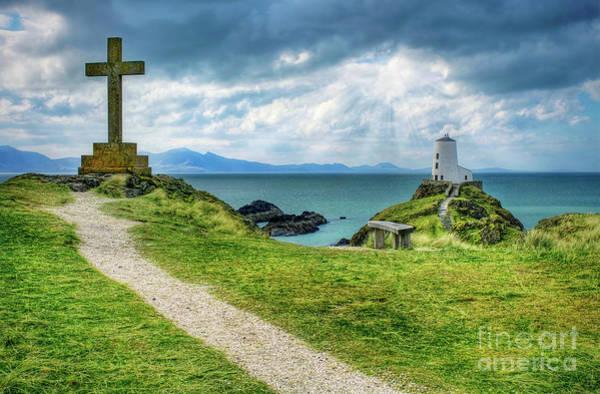Llanddwyn Island Poster