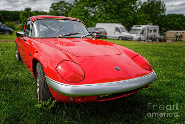 Lotus Elan Se S3 Coupe  Poster