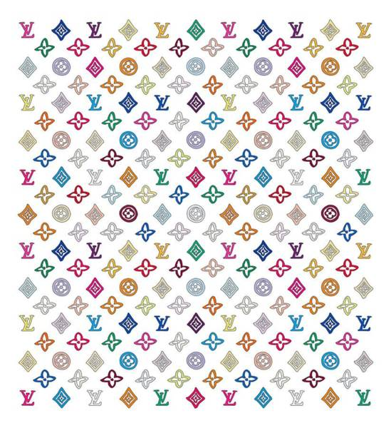 Louis Vuitton Monogram-1 Poster