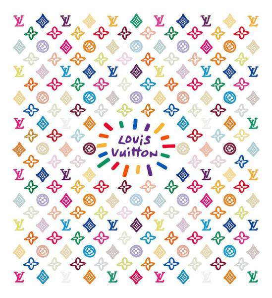Louis Vuitton Monogram-12 Poster