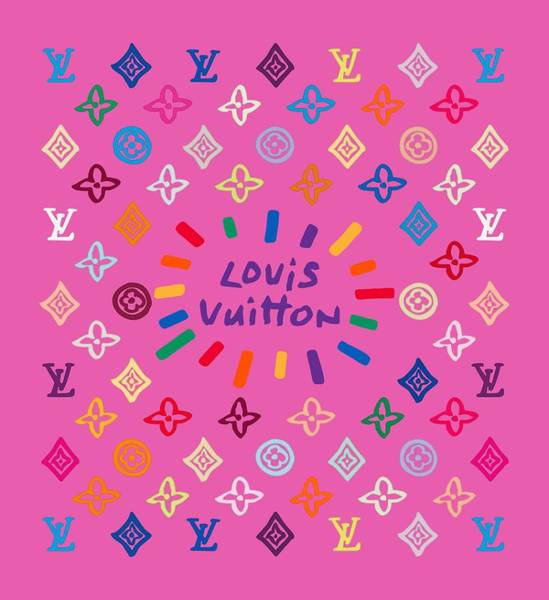 Louis Vuitton Monogram-9 Poster