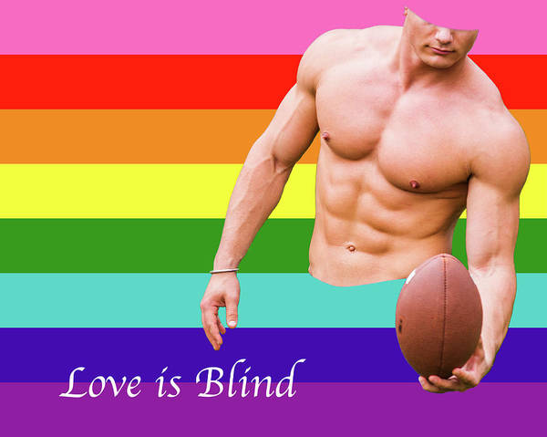 Love Is Blind 4 Poster