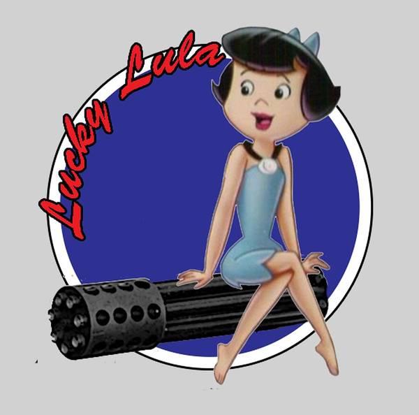 Lucky Lula Poster