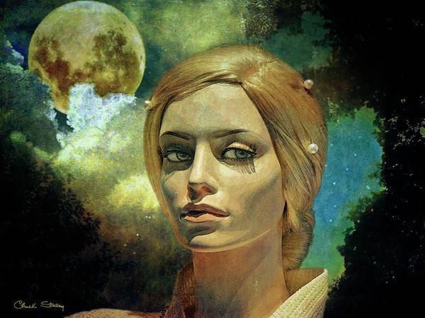 Luna In The Garden Of Evil Poster
