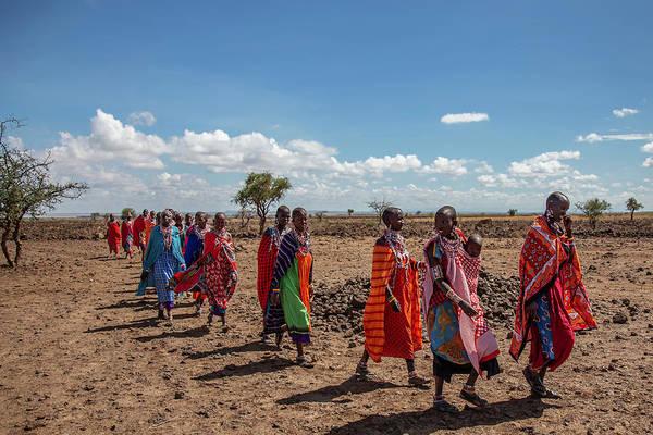 Maasi Women Poster