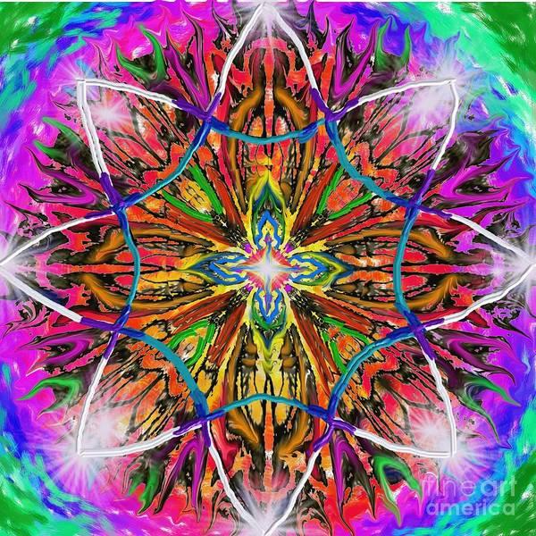 Mandala 12 11 2018 Poster