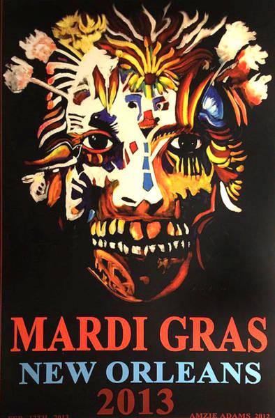 Mardi Gras Spirit 2013 Poster