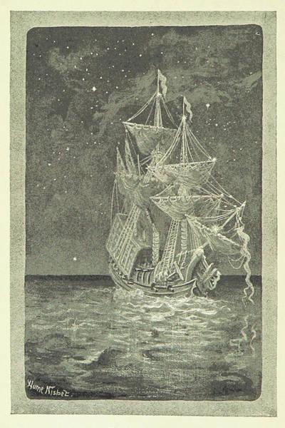 Maritime Drifter  Poster