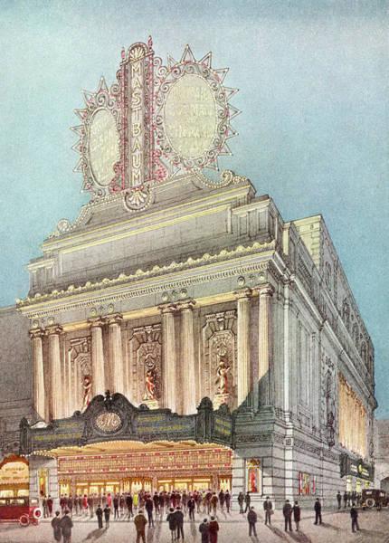 Mastbaum Theatre Poster