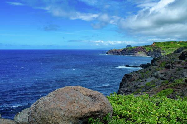 Maui Coast II Poster