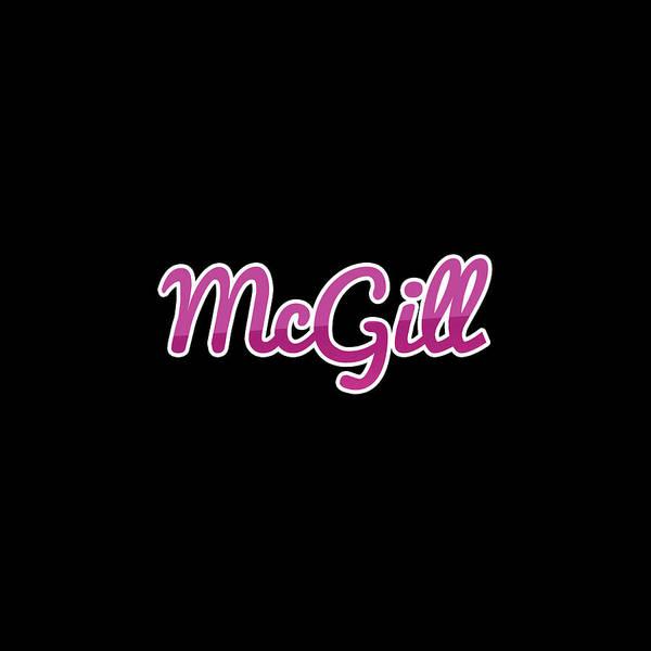Mcgill #mcgill Poster