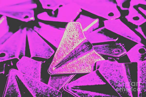 Metal Wings Poster