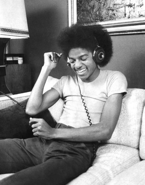 Michael Jackson, The Lead Singer Of Poster
