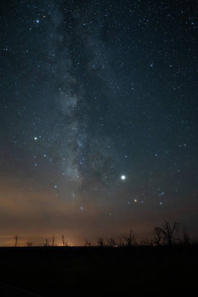 Milky Mesa Poster