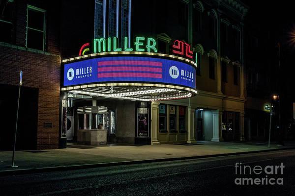 Miller Theater Augusta Ga Poster