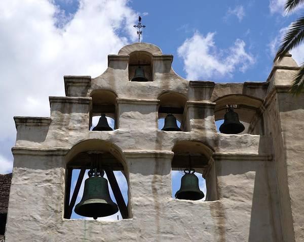 Mission Bells Poster