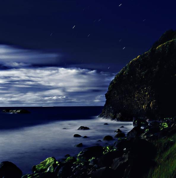Moonlight At Argyle Poster