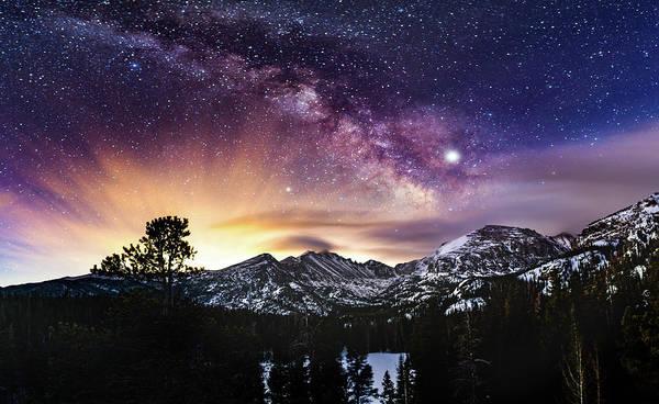 Mountain Dreams Poster