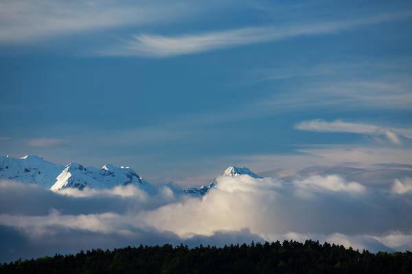 Mountain Peak, Kamnik Alps, Slovenia. Poster