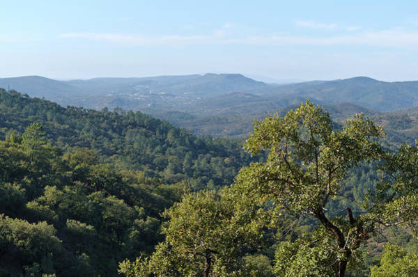 Mountains Of Loule. Serra Do Caldeirao Poster