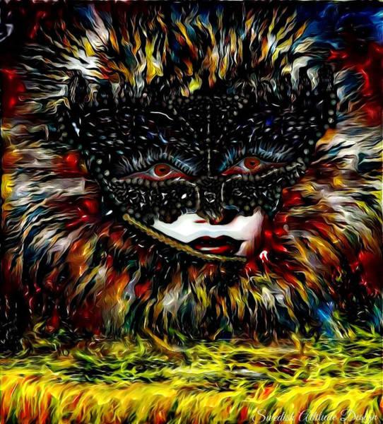 Mystica Coloure Poster