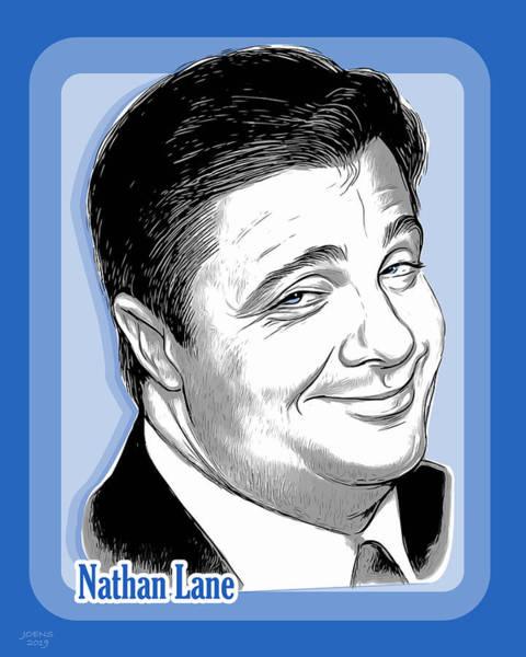 Nathan Lane 2 Poster