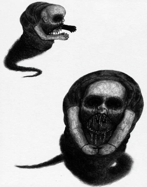 Nightmare Chewer - Artwork Poster