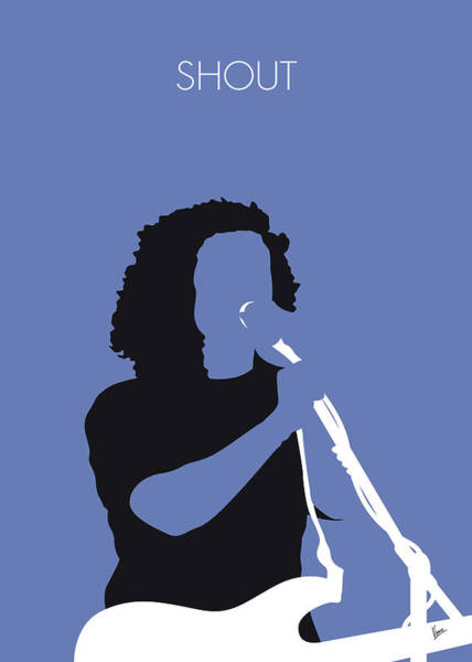 No268 My Tears For Fears Minimal Music Poster Poster