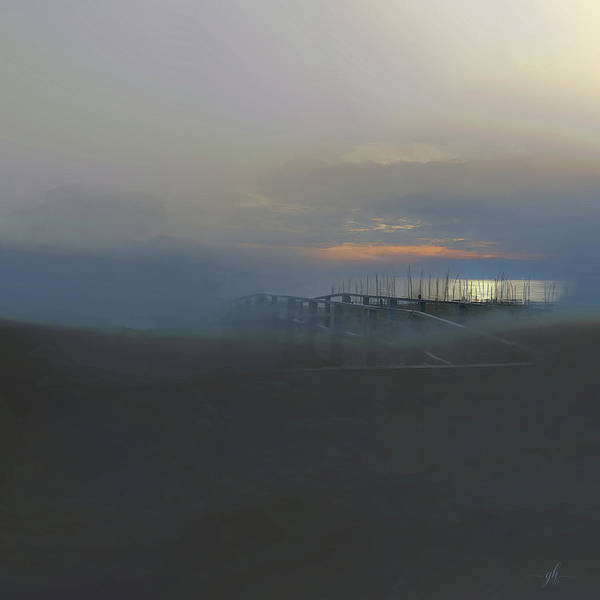 Ocean Mist Poster