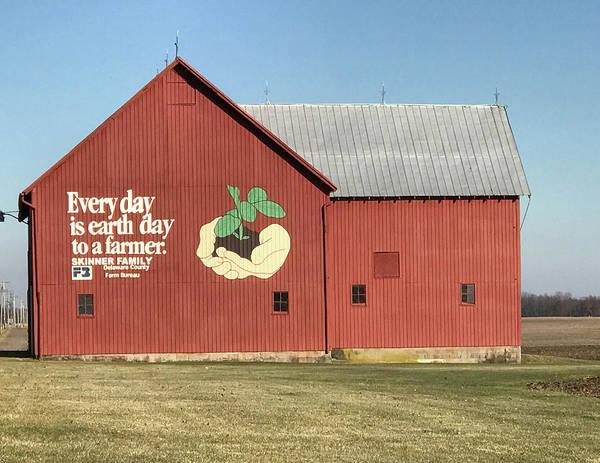 Ohio Barn  Poster