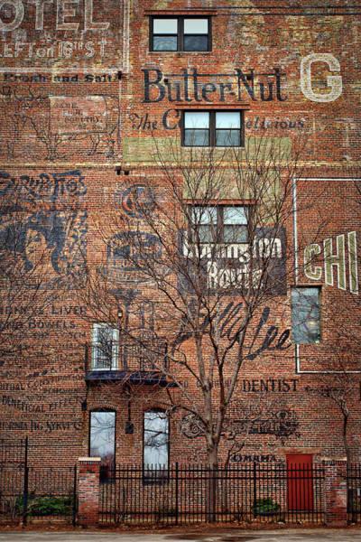 Old Market - Omaha - Metz Building - #1 Poster